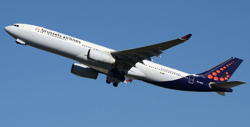 zboruri Brussels Airlines